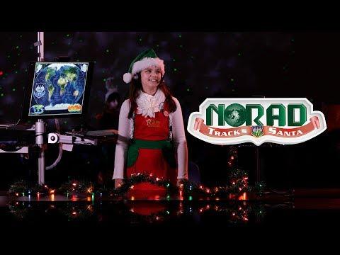 NORAD Tracks Santa 2018