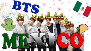 BTS IN MEXICO | CRACK