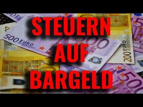 IWF-Vorschlag: Steuern auf Bargeld - Die Bargeldabschaffung kommt!