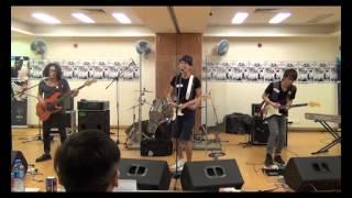 香港青年協會 [青年樂隊大賽2012] 初賽: Leohart - Imagine Things