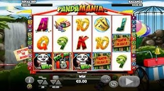 PandaMania™  Free Slot Demonstration - Game by NextGen