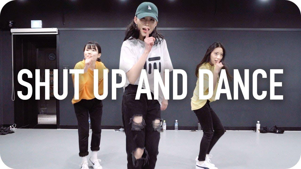 Shut Up and Dance - WALK THE MOON / Beginner's Class
