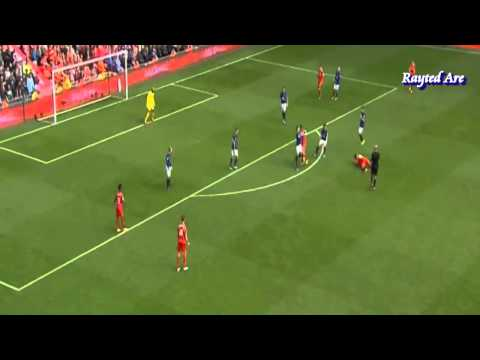 Mario Balotelli vs Everton (28.09.2014)