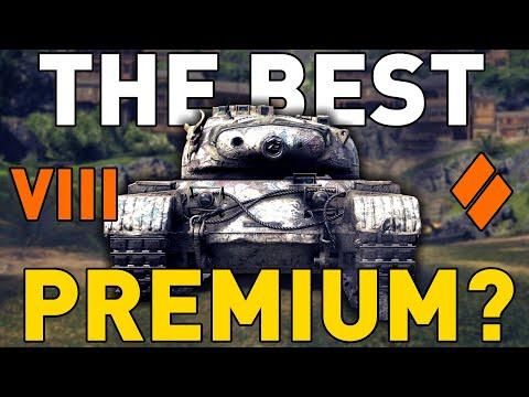 The BEST T8 Premium In World Of Tanks?