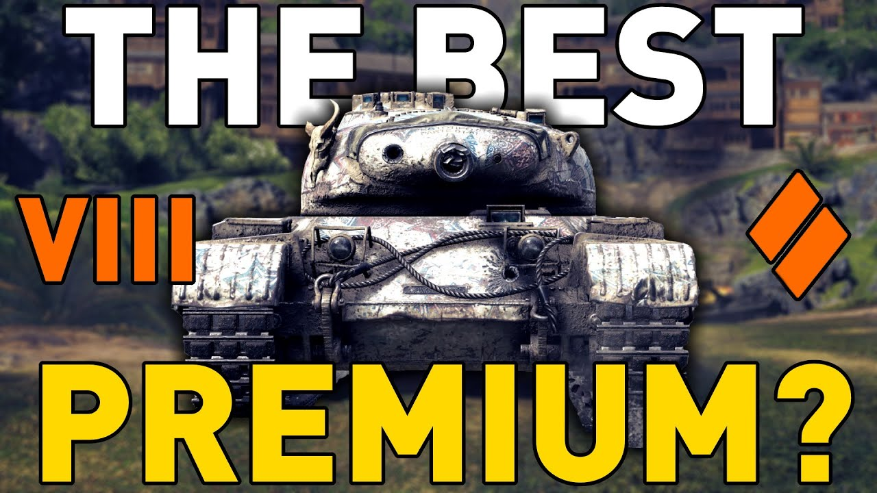 The Best T8 Premium In World Of Tanks Youtube