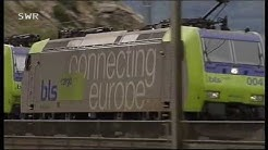 Bern - Mailand: Mit dem Zug über den Lötschberg