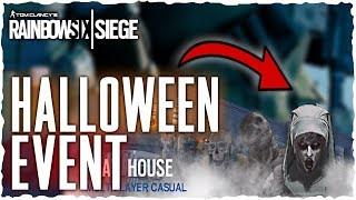 NEUES EVENT - NEUE MAP - Halloween Event 2018 | Rainbow Six Siege News [Deutsch/German]