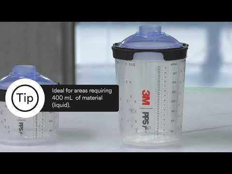 3M™ PPS™ Series 2.0 Spray Cup System - How to pick