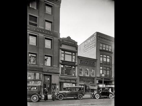 #642. Старые автомобили - Ретро фотографии