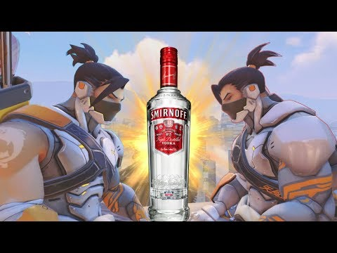 Drunk Placements in Overwatch