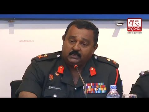 General amnesty announced for Sri Lanka army deserters