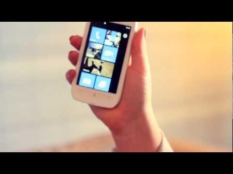 Nokia Lumia 710 - Official Nokia Hands-on video