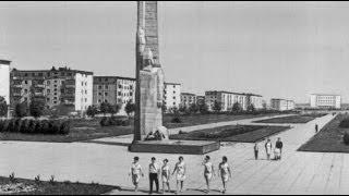 Актюбинск - мой город на белом холме.