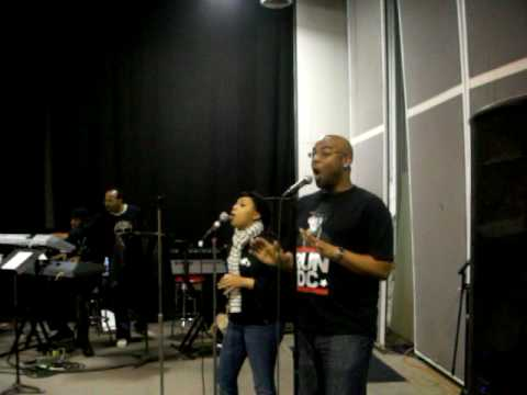 23rd Psalm Jeff Majors feat. James Murphy (Rehearsal)