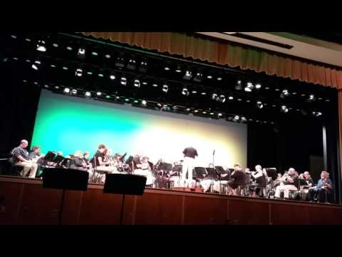 ORHS 40 Year Reunion Alumni Band - American Overature for Band