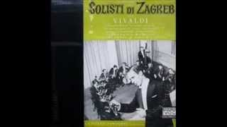 I solisti di zagreb   Concerto grosso in D minor