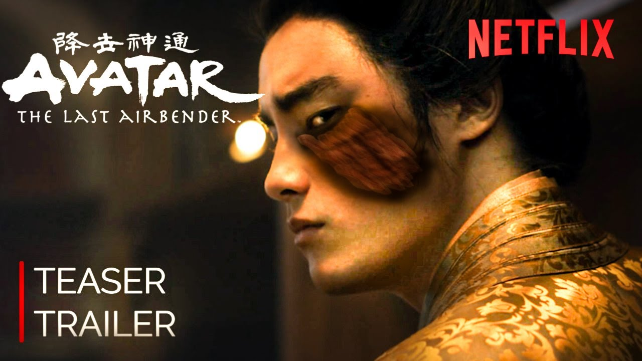 Download Avatar: The Last Airbender(2020) TEASER TRAILER - Claudia Kim, Jackie Chan (CONCEPT TRAILER)