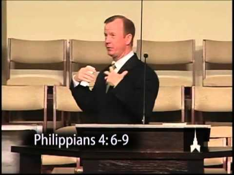 Trusting God In Trouble Times   ~ Christian sermon by Pastor Troy Dorrell
