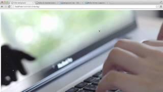 HTML5 فيديو ملء الشاشة الخلفية (1/2)
