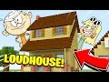 Minecraft : I FOUND THE LOUD HOUSE IN MINECRAFT! (Ps3/Xbox360/PS4/XboxOne/PE/MCPE)