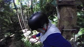 Krabi Tree Top Adventure Park at Ao Luek - Green Course