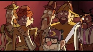 Gravity Falls Vlogs: Episode 3 - Headhunters