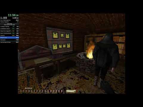 Thief: Gold Speedrun in 45:50 (Old Dark - World Record) [Beaten]
