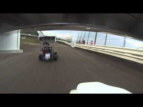 English Creek Speedway Nationals Adult Wing heat 1 8 4 14