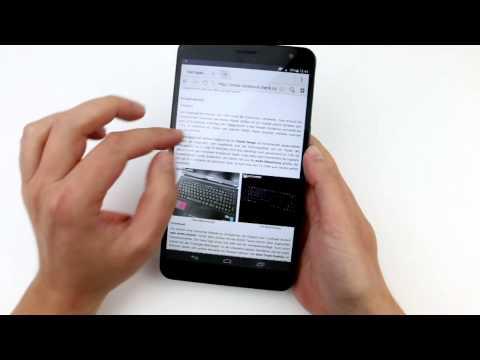 Huawei MediaPad X1 7.0 | Impressions and UI Performance