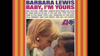 Barbara Lewis Baby I'm Yours HQ Remastered Extended Version