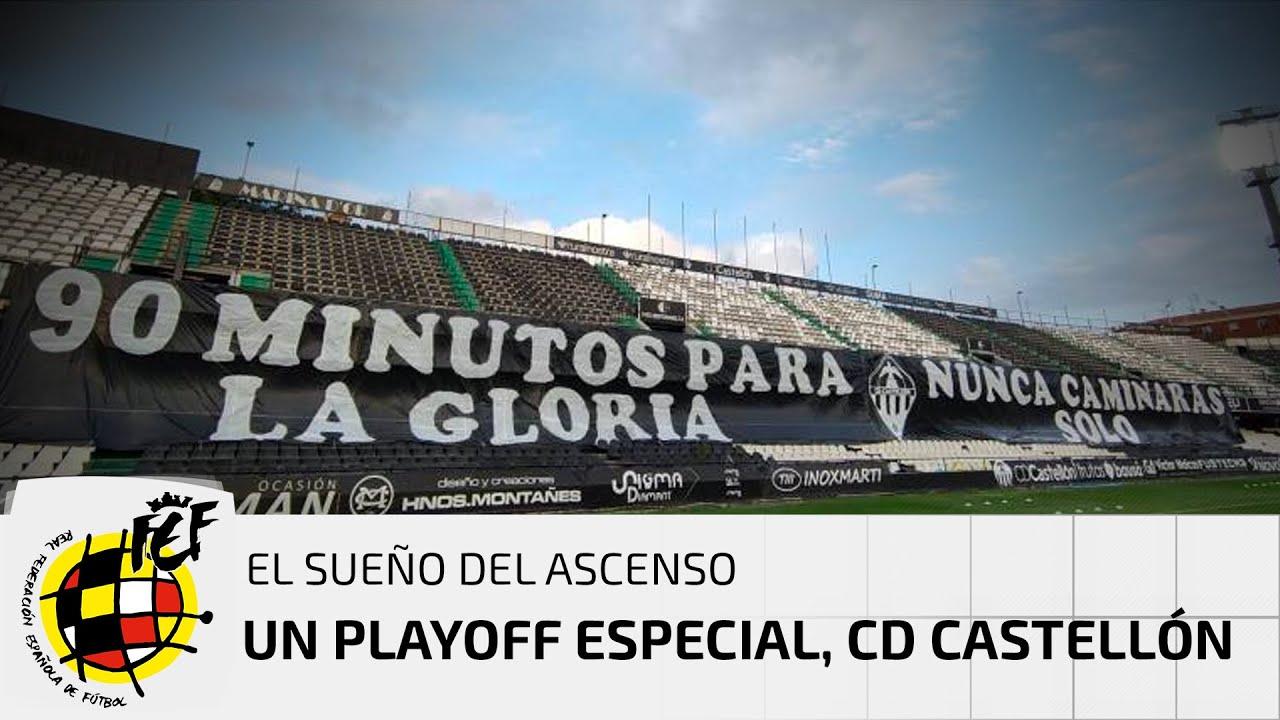El sueño del ascenso: CD Castellón