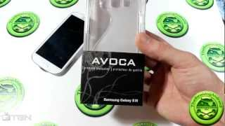 AVOCA Case Review for Samsung Galaxy S3