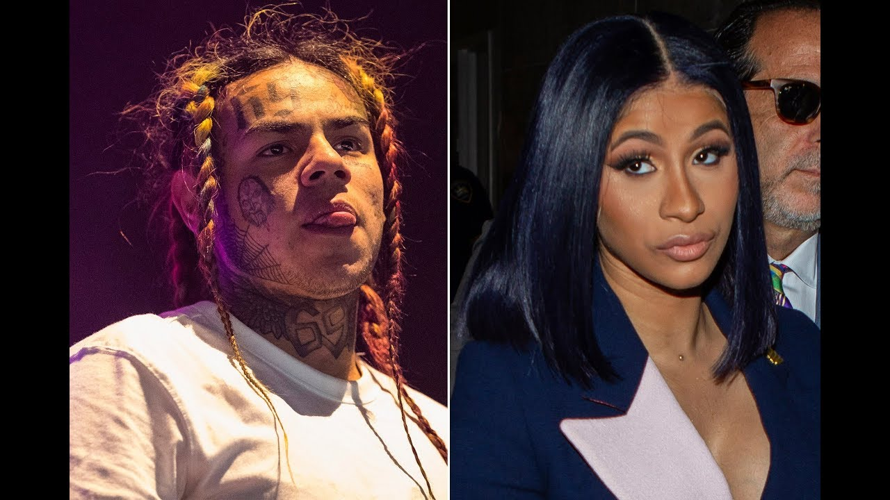 Tekashi 6ix9ine Testifies at Trial That Cardi B and Jim Jones Are Nine Trey Gangsta Bloods