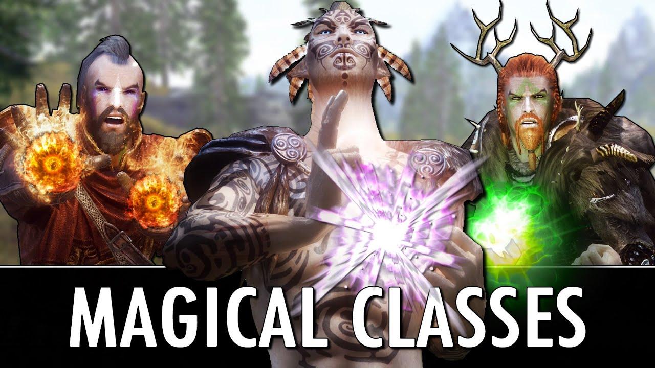 Skyrim Mod: Triumvirate - Mage Archetypes thumbnail