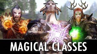 Skyrim Mods:  New Magical Classes - Themed Magic Mod