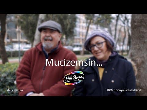 Filli Boya 8 Mart Dunya Kadinlar Gunu Filmi Mucizemsin Youtube