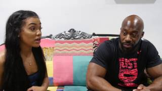 Illastr8 Radio's Devin Carter interviews Seven and Gym Jones talks about BGC Body