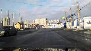 ЕКБ Проехать бы Путину кировский оптовый рынок