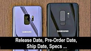 Video Samsung Galaxy S9 - NIGHTMARE is HERE!!! download MP3, 3GP, MP4, WEBM, AVI, FLV Februari 2018