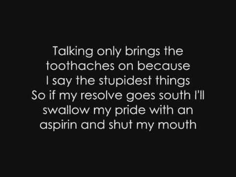 Dental Care (Owl City) lyrics