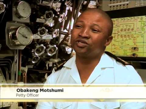 Different Career Options In The SA Navy