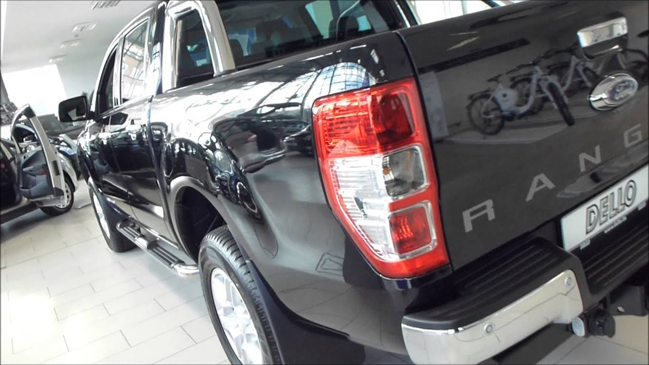 2014 ford ranger double cab limited exterior interior 2 2 tdci 150 hp see also playlist youtube