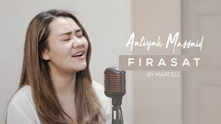 Download lagu Aaliyah Massaid - Firasat (Cover) by Marcell Mp3