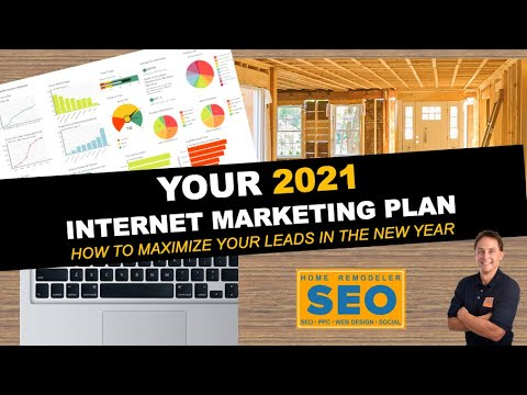 Your 2021 Marketing Plan For Remodelers Builders And Home Improvement Companies Youtube