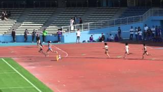 第10回かわさき陸上競技フェスティバル 招待女子800m(2011/10/29)