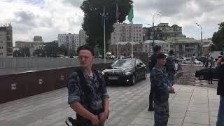 Dolazak Plenkovića u Moskvu