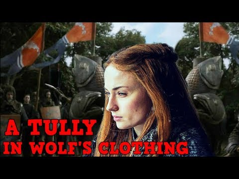 The Fate and Future of Sansa Stark | Game of Thrones Season 8 Predictions  Ft Talking Thrones
