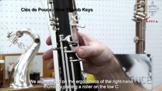 Tosca Bass Clarinet | Buffet Crampon