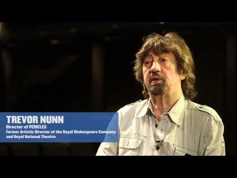 Trevor Nunn on Directing Shakespeare's PERICLES with TFANA