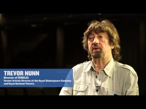 Trevor Nunn on Directing Shakespeares PERICLES with TFANA